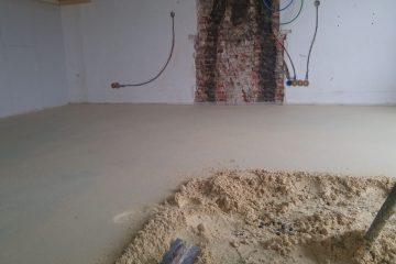Lichtgewicht betonmortel