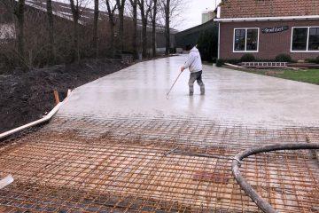 Loos betonvloeren