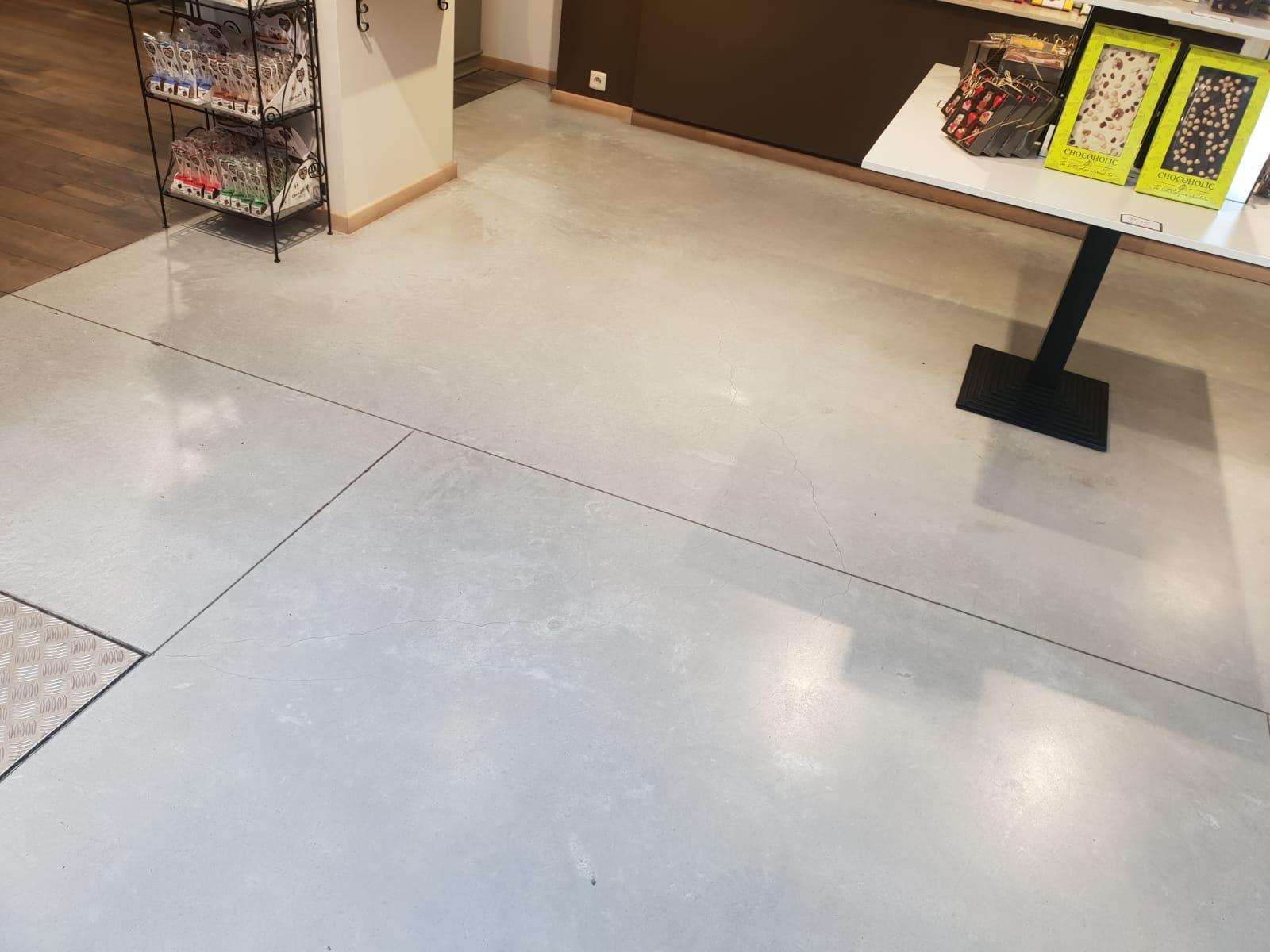 waarom een betonvloer inzagen?a