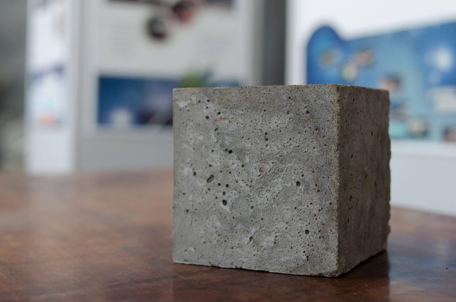 soortelijk gewicht beton